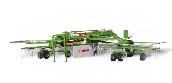 Грабли SIPMA ZK 650 WIR