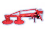 Косилка роторная задненавесная ширина захвата 1,85 метра BIARDZKI Z173/2